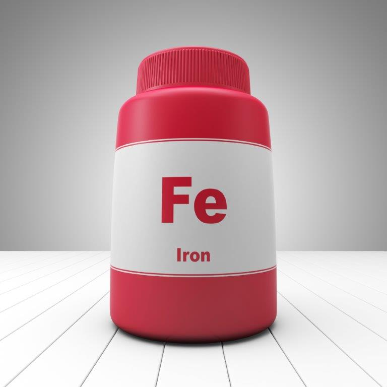 Adults and Iron Deficiency
