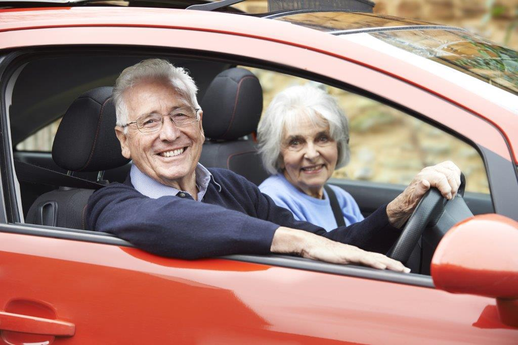 How Aging Affects Driving
