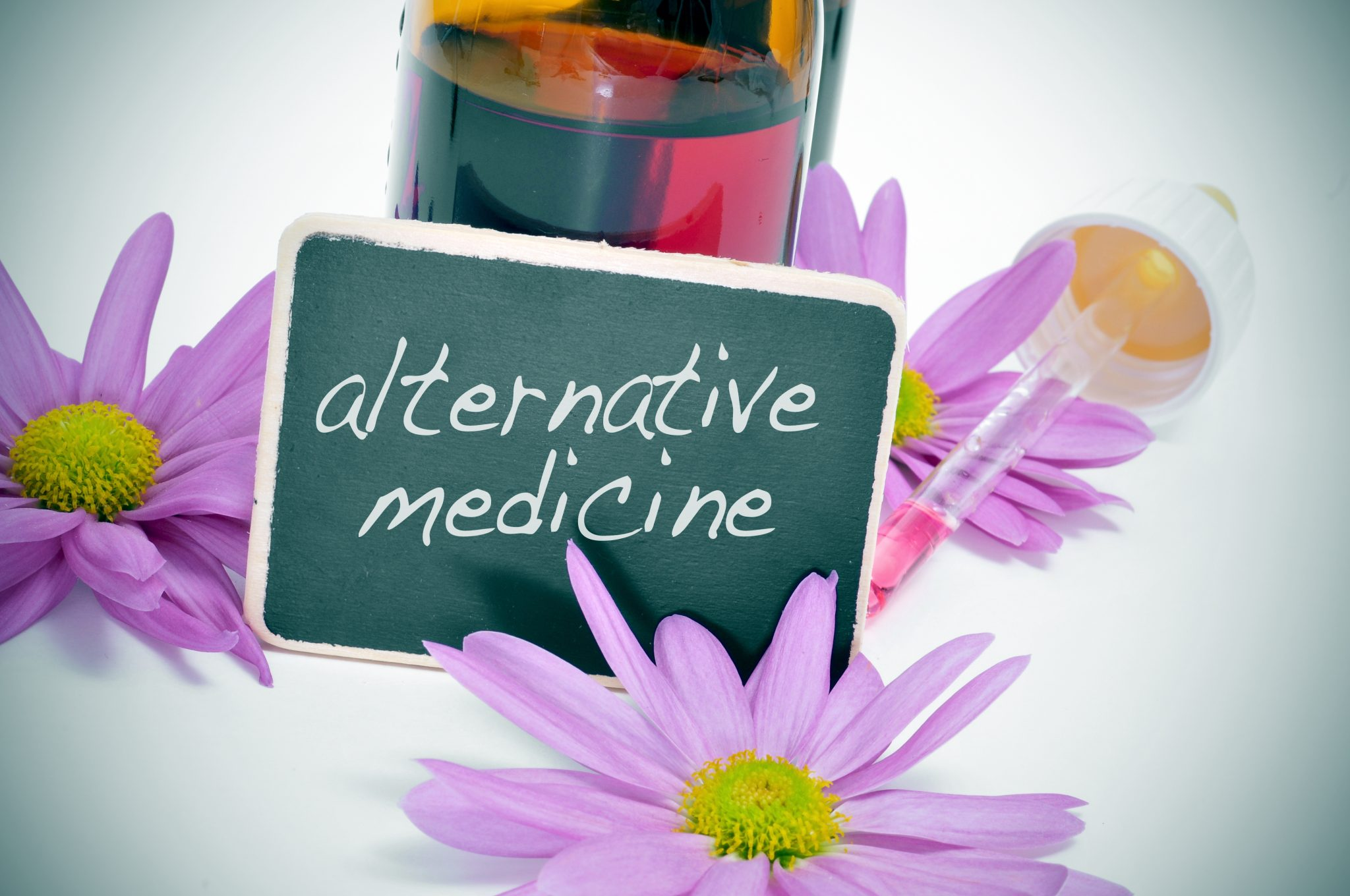 Think Outside the (Pill) Box: Alternative options for feeling better