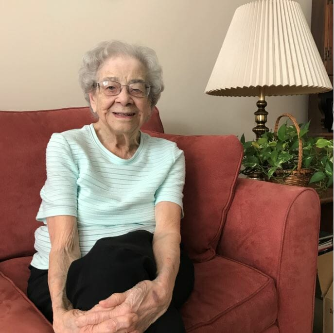 An Interview with Janet Herring : A Wesley Ridge Resident With A Truly Special Past