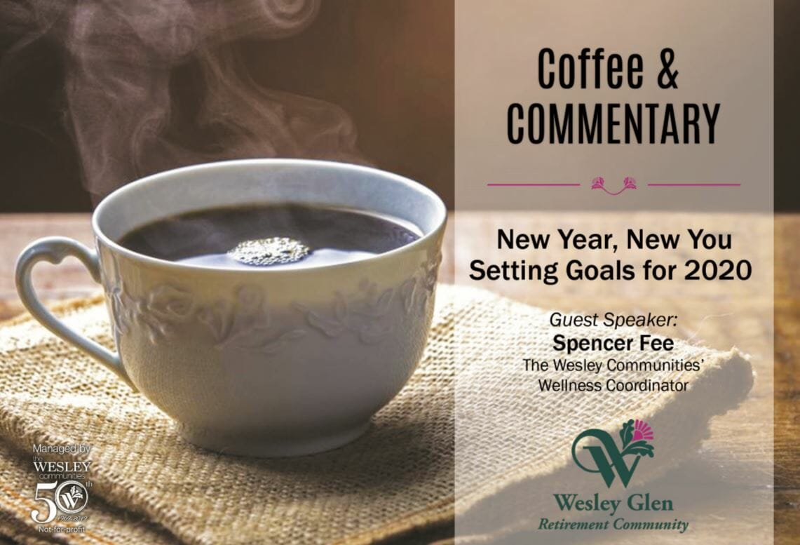 Coffee & Commentary Graphic
